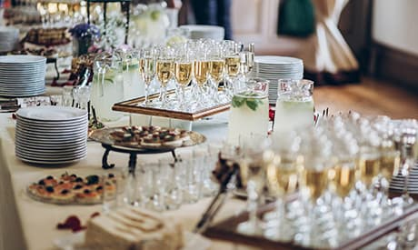 The Extra Ingredient - Corporate Event Services